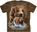 Find 10 Bears - T-shirt The Mountain