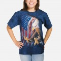 Eagle freedom - T-shirt The Mountain