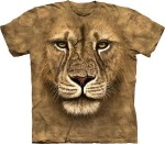 Lion Warrior - lew - koszulka unisex The Mountain