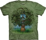 Guitar Tree - gitara - koszulka unisex The Mountain
