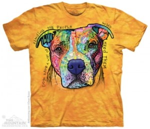 Dogs Have A Way - pies - koszulka unisex The Mountain