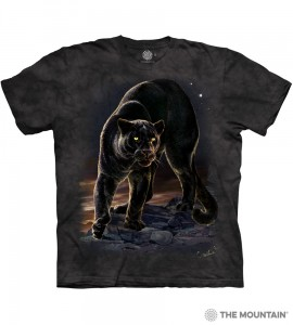 Panther Portrait - pantera - koszulka unisex The Mountain