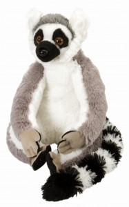 Ring Tailed Lemur - Wild Republic - przytulanka