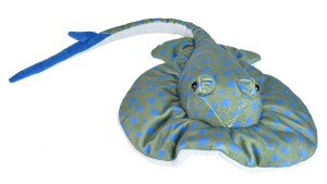 Blue Spotted Ray - Wild Republic - przytulanka