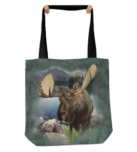 Monarch Of The Forest - torba shopper The Mountain