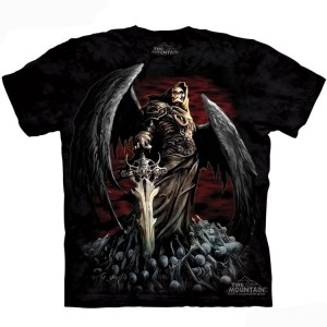 Death Wish - koszulka unisex The Mountain