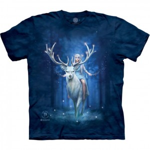 Fantasy Forest - Anne Stokes - koszulka unisex The Mountain