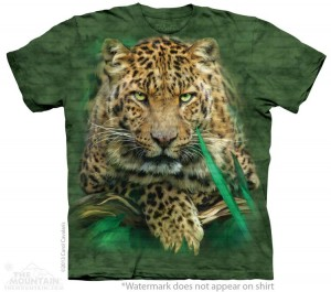 Majestic Leopard - koszulka unisex The Mountain