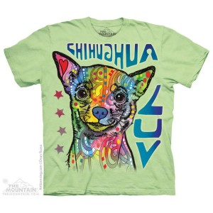 Chihuahua Luv - koszulka unisex The Mountain