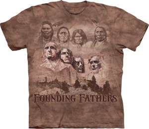 The Founders - T-shirt The Mountain