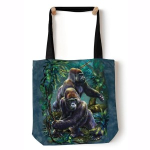 Gorilla Jungle - torba shopper The Mountain