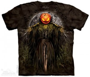 Pumpkin King - koszulka unisex The Mountain