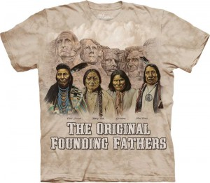 The Originals - T-shirt The Mountain Roz. S