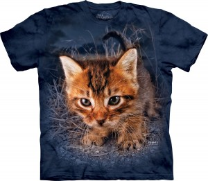 Pounce Captain Snuggles - kot z pazurami - koszulka unisex The Mountain