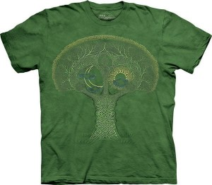 Celtic Roots - celtycka - koszulka unisex The Mountain