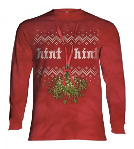 Mistletoe Hint - T-shirt z długim rękawem The Mountain
