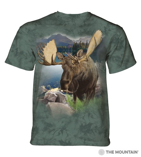 Monarch of The Forest - koszulka unisex The Mountain