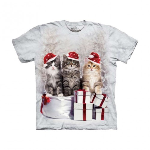 Presents Cats - koszulka unisex The Mountain
