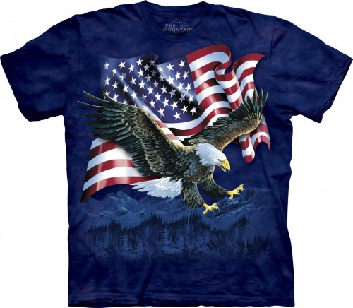 Eagle Talon Flag - T-shirt The Mountain